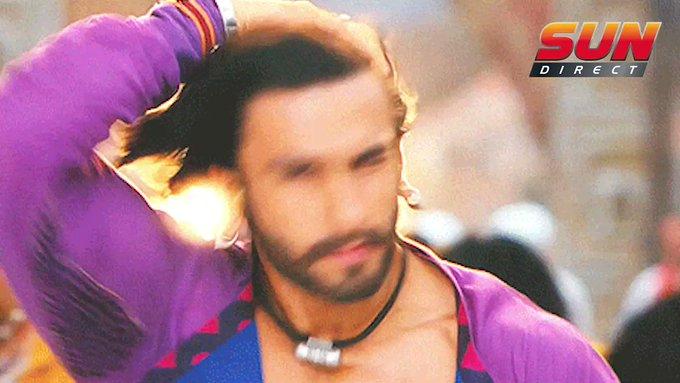 Wishing the ever-energetic Ranveer Singh a very Happy Birthday! :)