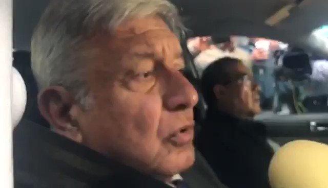 Carlos Slim felicita a AMLO por victoria en Elecciones 2018