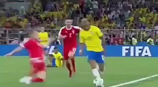 What Neymar will be remembered for in this world Cup 😂😂😂😂 #BRABEL #BRA