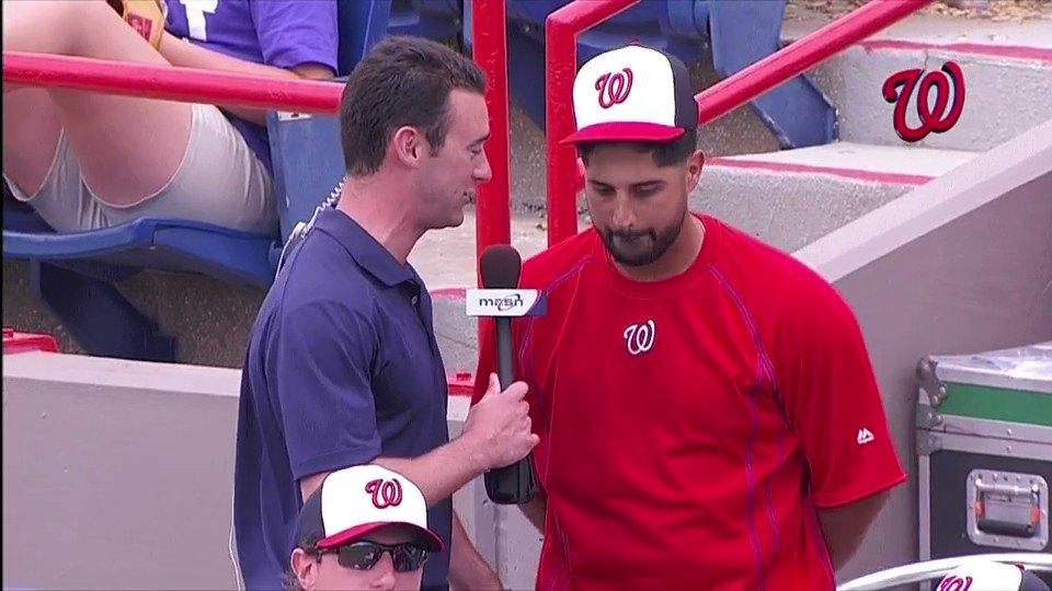 In honor of Cat-urday, here's a MASN classic with Gio and @masnKolko. https://t.co/KXhMBboGM0