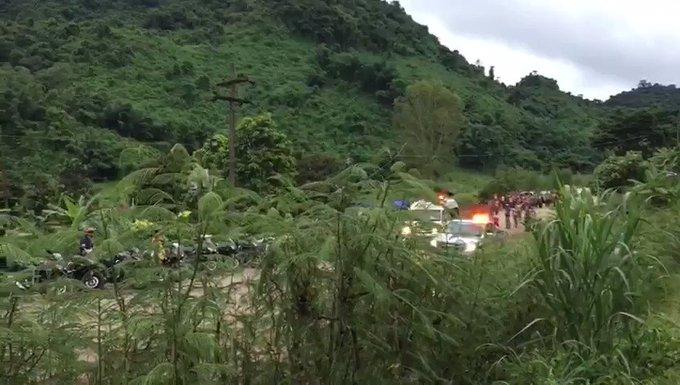Βγήκε κι άλλο παιδί από την σπηλιά στην Ταϊλάνδη