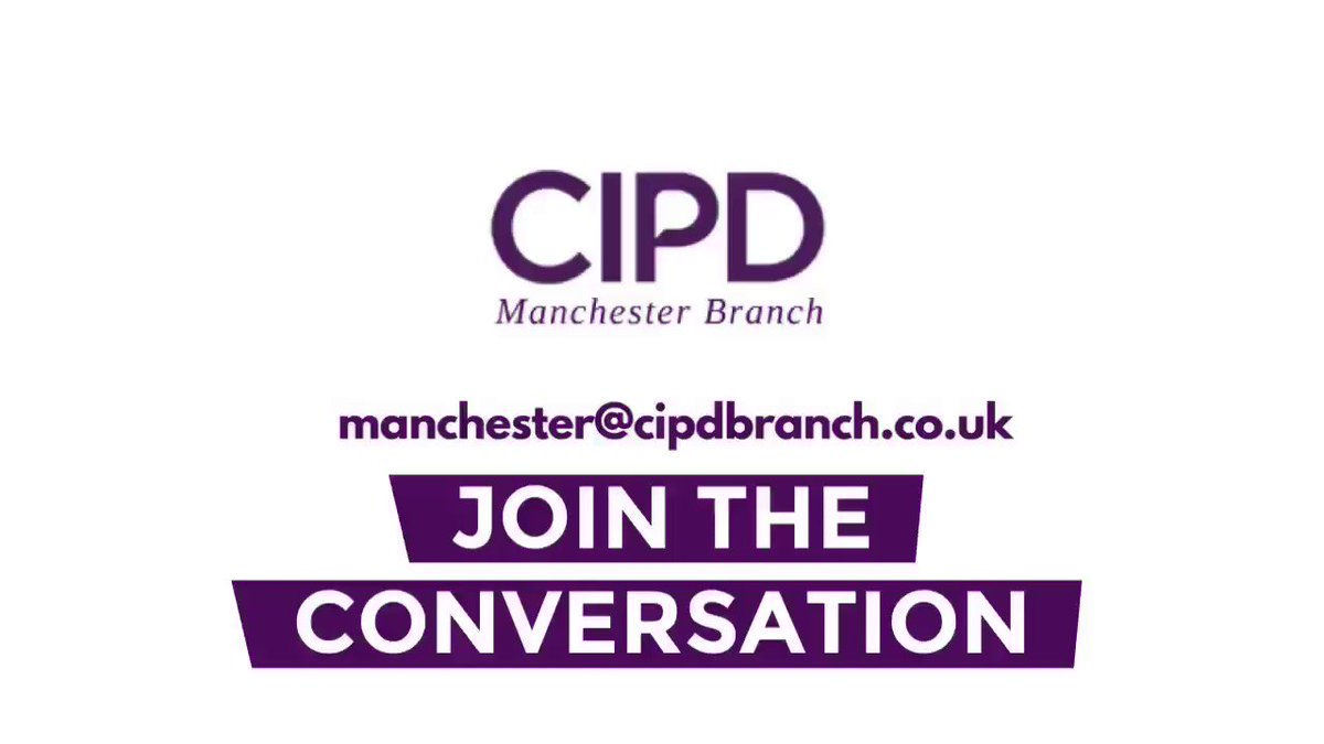 Over the summer we'll be finalising our events programme. Subscribe to our newsletter to keep up to date on all our news and events https://www.cipd.co.uk/learn/branches/manchester …