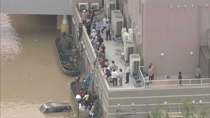 Katastrofa u Japanu – više od stotinu mrtvih