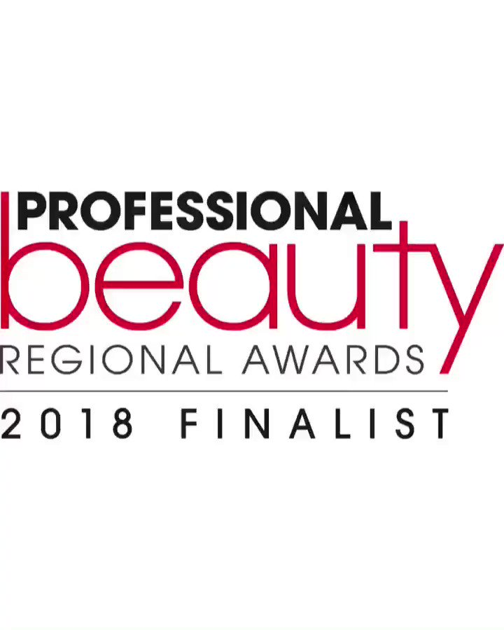 We are finalists for Midlands Spa of the Year 🎉🎉🎉 @pro_beauty