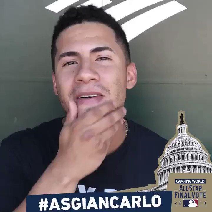 The Kid wants more company in DC.   ���� https://t.co/tjcLdSQ5nl #ASGiancarlo #VoteMuncy https://t.co/FxjgwRMRJo
