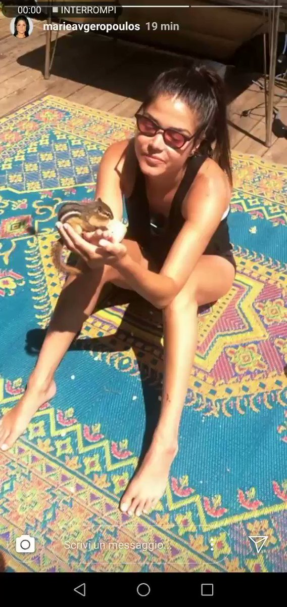 Avgeropoulos feet marie 25 Unseen
