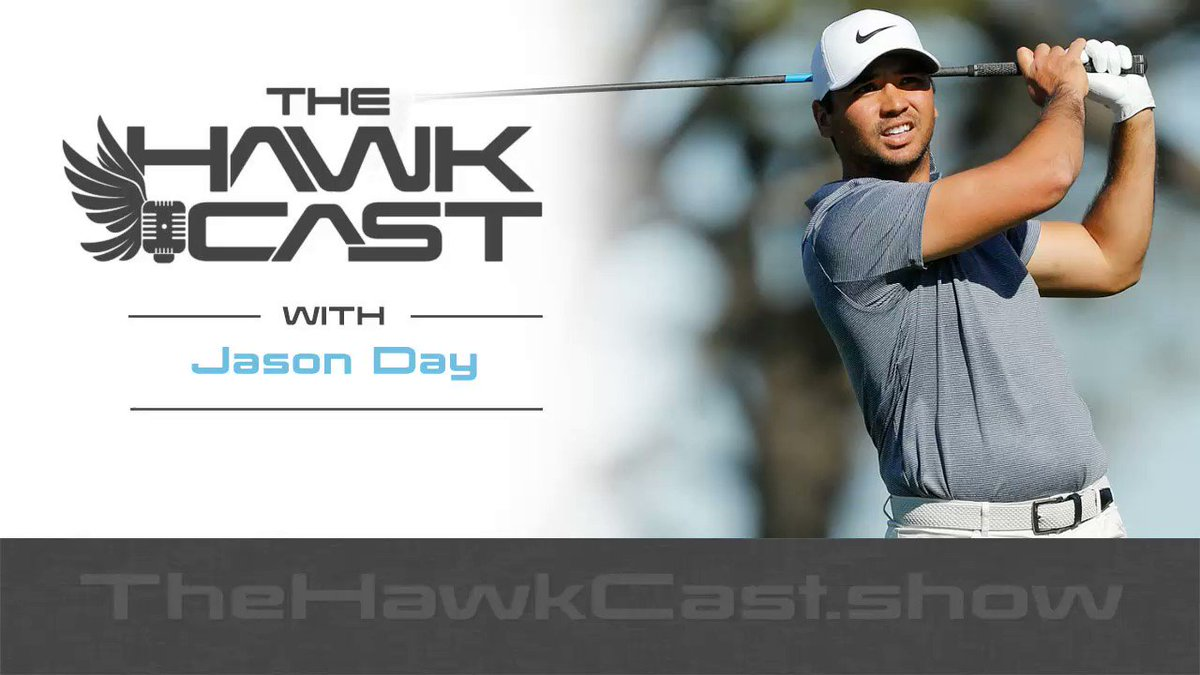 Feelings on the night before his first Masters... #HawkCast @JDayGolf