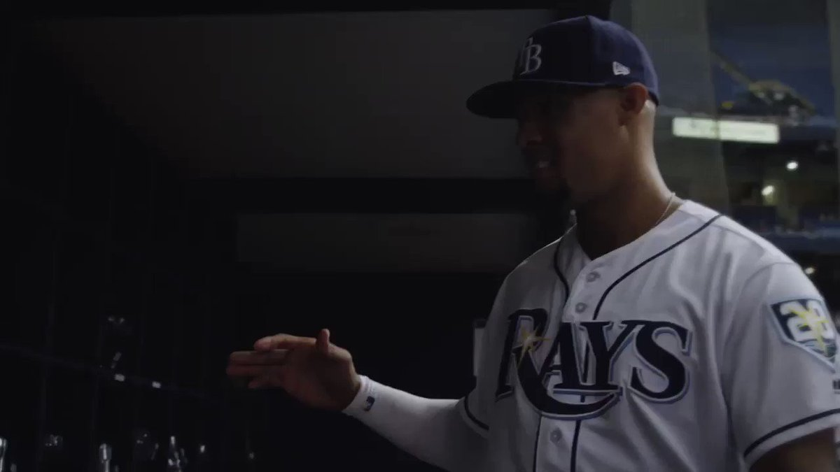 Don't �� on us.  #RaysUp https://t.co/6VnWeZkP6r