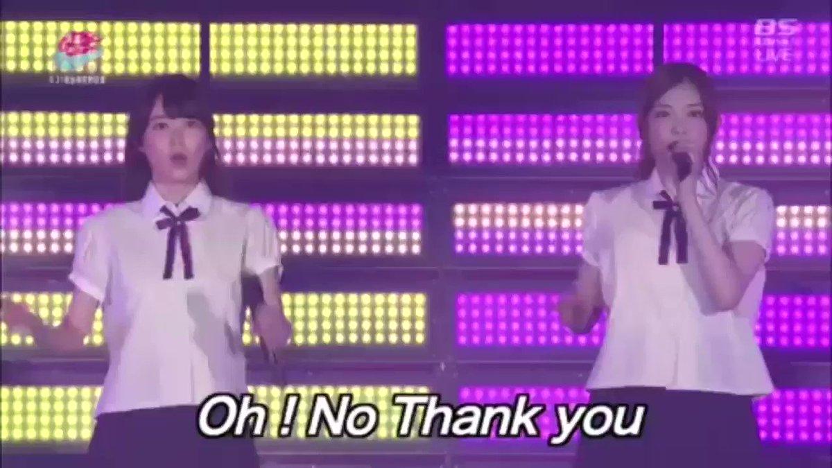 Image for the Tweet beginning: 乃木坂46 『無表情』  真夏の全国ツアー2015 ver. #乃木坂ドキュメンタリー