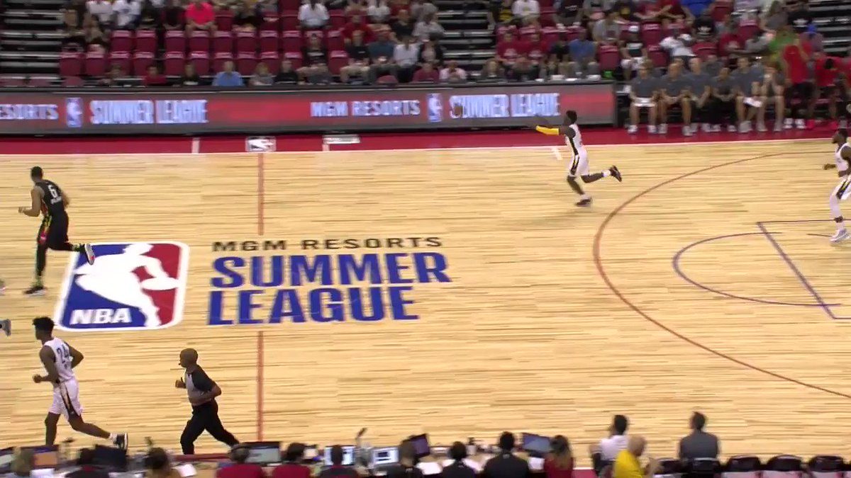 Alex Poythress with the slam to get the @Pacers started.  #NBASummer on @NBATV https://t.co/HryZxHLatb