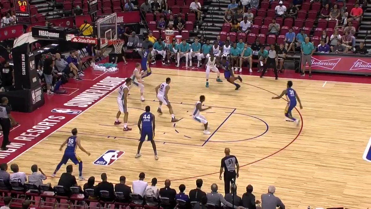 �� Another look at that Omari Johnson jam!  #NBASummer https://t.co/YbpRpz2Vv7