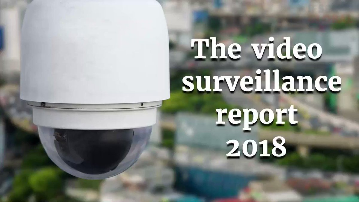 Key findings from the 4th annual #VideoSurveillance report. Get the full report for free here ifsecglobal.com/video-surveill… Thanks @IDISglobal for sponsoring. #CCTV #security #surveillancesolutions #ifsec