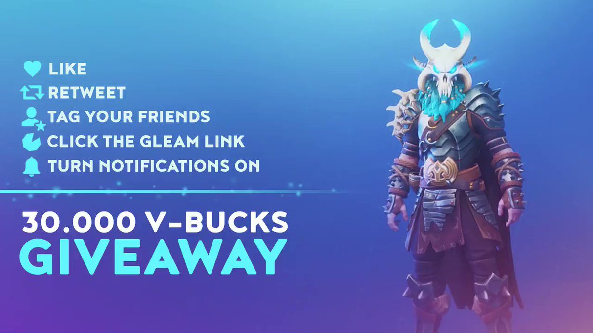 💰 Dakotaz 30,000 V-Bucks Give Away! ($300 - 3 Winners) 🛡️ Enter here: https://t.co/zzhl8VFLmM 💎 Make sure to Like, Retweet, and Follow @dakotaz  🔋 Tag your friends with @'s 💳 Must have Paypal to collect the money. 🥳 Good Luck everyone! https://t.co/2WbjREQNWP