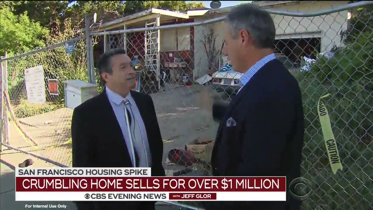 ATTOM Data's Metro Area Housing Prices featured on CBS Evening News with Jeff Glor...