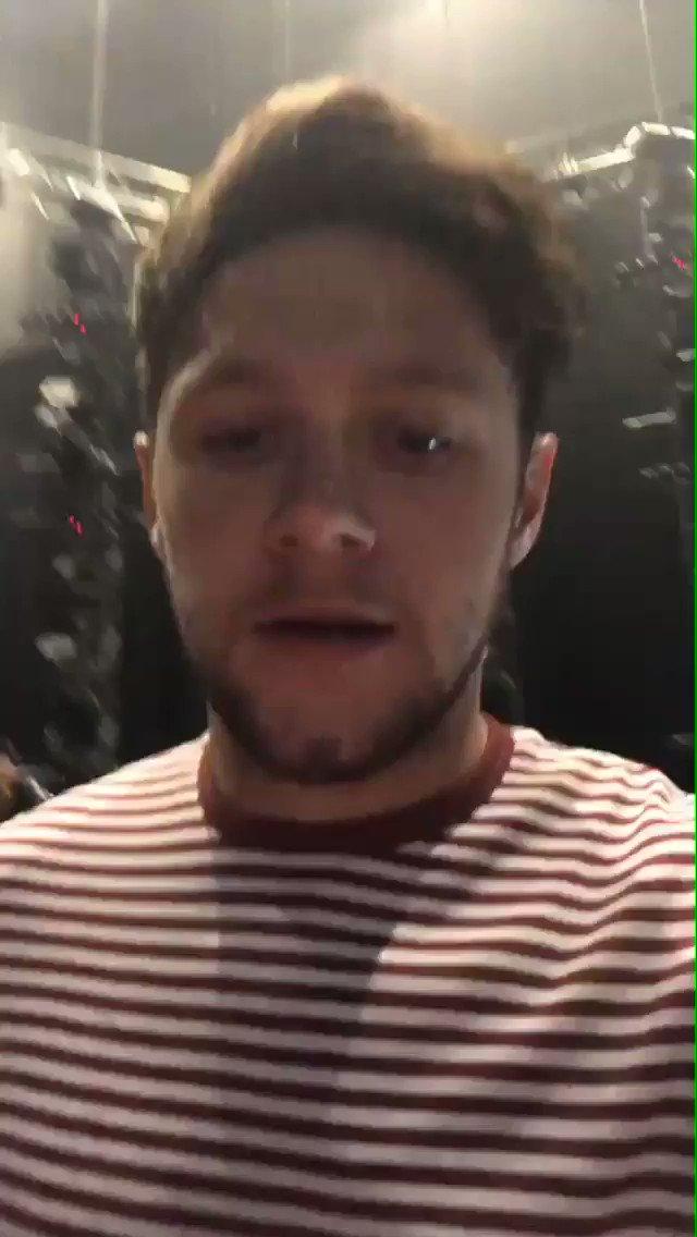 #IG| Niall subió este video a su historia de Instagram. El 'Vamonos' del final������  #FlickerWorldTourMexico https://t.co/0wIhm2X9Kk