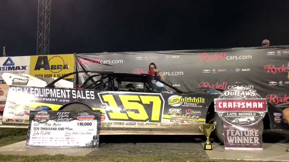 World of Outlaws Late Models on Twitter: