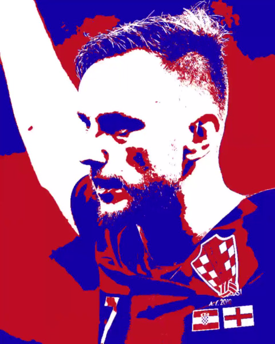 Za nasu drzavu, za sve ljude koji nas podrzavaju, za nasu veliku momcad. O demo Hrvatska 🇭🇷! For our country,for all the people who support us, for this amazing team. Let's go Croatia 🇭🇷! Por nuestro país y por toda la gente que nos apoya 🇭🇷! #HereToCreate @adidasfootball