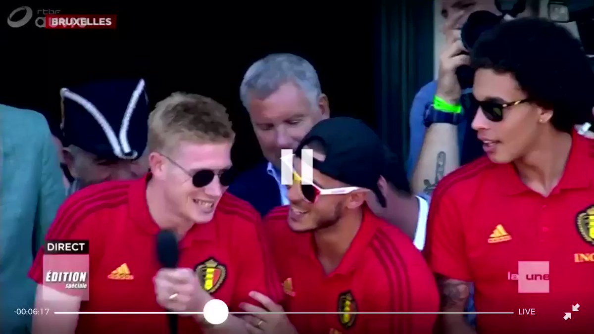 Belgique je t'aime ��'s photo on De Bruyne