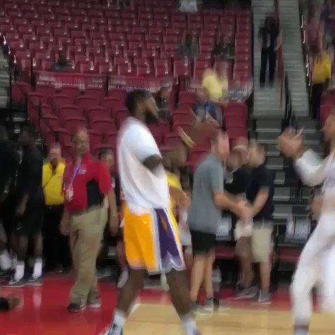NOW on @espn! #NBASummer  @KingJames x @joshhart https://t.co/9rO4FUMW7A