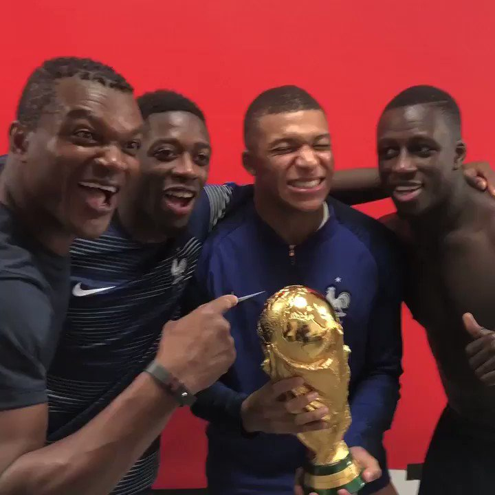 Marcel Desailly's photo on Mendy