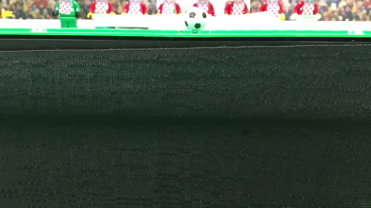 These Lego World Cup highlights have some hidden gems �� https://t.co/lZxjLISScg