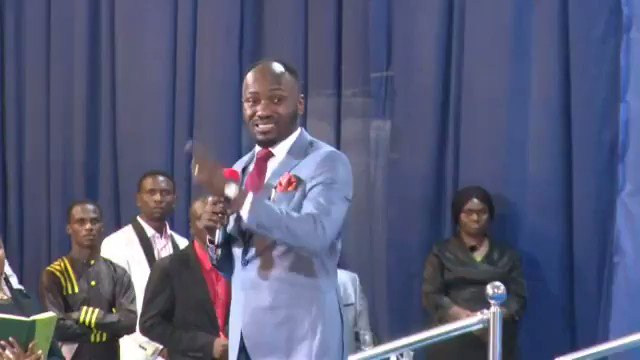 Image result for Ekiti Election: Apostle Suleman speaks on failed prophecy