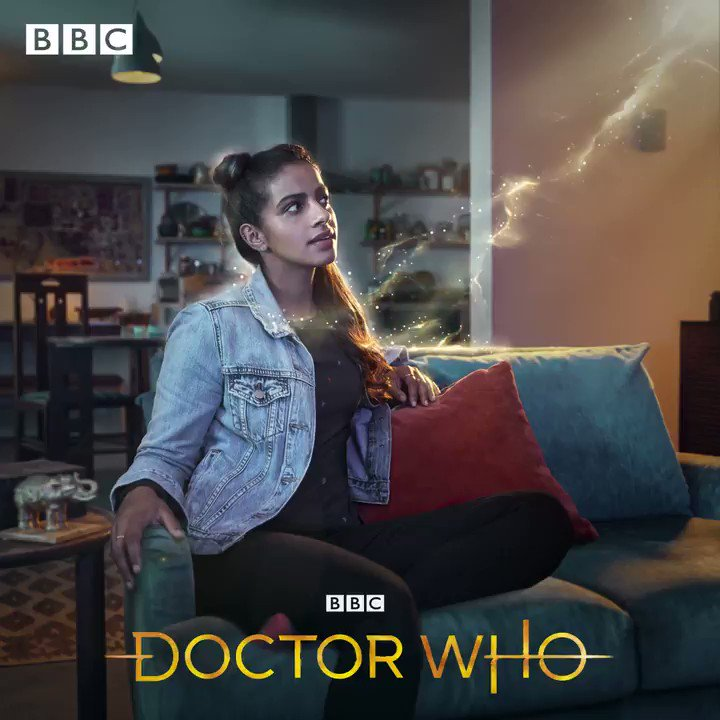 Meet the Doctor's new friend, Yaz #DoctorWho https://t.co/7WD8zCYOGm