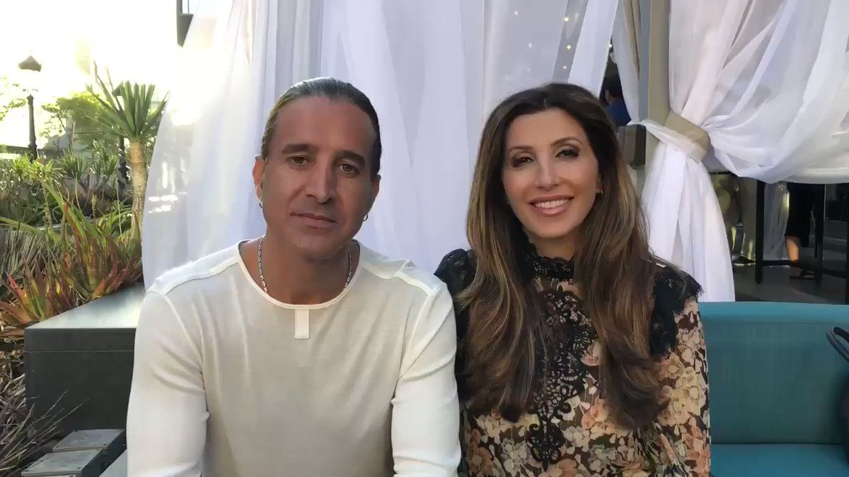 Raising awareness for cancer research is close to the heart of @ScottStapp #DontEverGiveUp