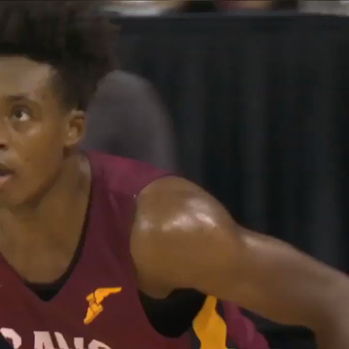 Tied at 98 with 15 seconds to go …  Collin Sexton had his game face on. https://t.co/4JObQbiDPa