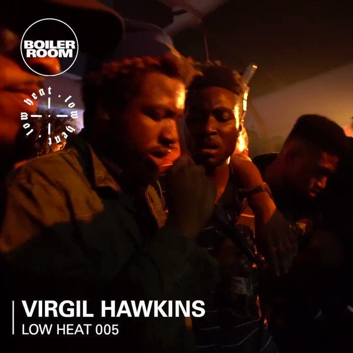 237 family member Virgil Hawkins shutting down LOW HEAT 005
