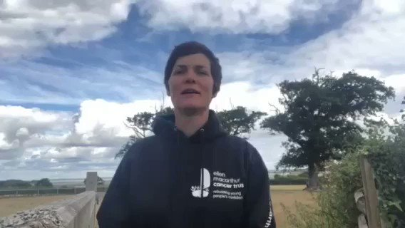 A big thank you 🙏 from our founding Patron @ellenmacarthur #15years on and 1,906 young people have joined us on this amazing journey. Here's to the next 15! #lastingimpact #confidenceaftercancer