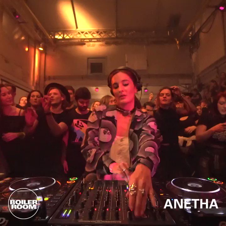 Anetha in Amsterdam was one of the best techno sets on BR this year