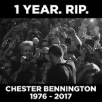 Chester Bennington Twitter Photo