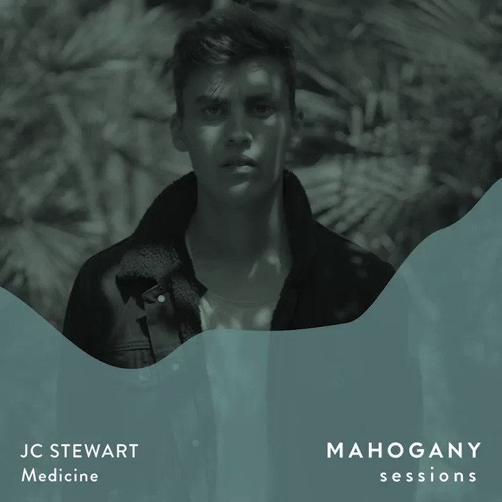 What a voice 😲 @IMJCSTEWARTs Mahogany Session is now available on Spotify, Apple Music & Deezer!!! Stream and download now: mhgny.lnk.to/sessions