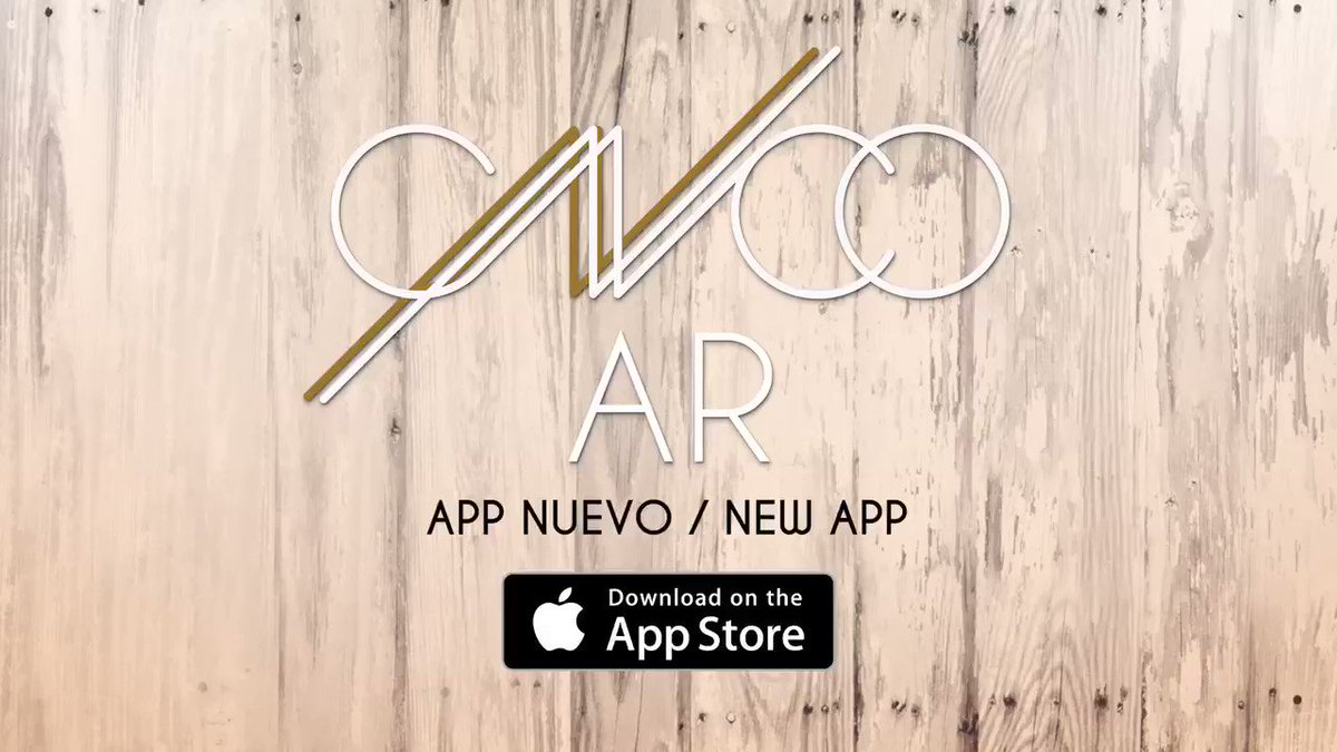 Download our official CNCO AR app and experience CNCO Album Deluxe in a whole new way! �� https://t.co/PafoXqRWDa https://t.co/3qohVvKicc