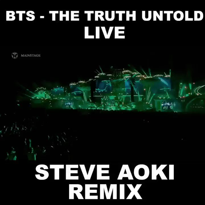 For now here it is #thetruthuntoldremix https://t.co/UqPWBww5Hq
