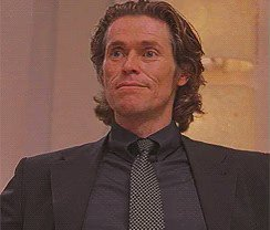 Hell of a day for birthdays! Willem Dafoe was born in 1955! Happy birthday, Willem!