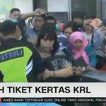 Stasiun Bekasi Twitter Photo