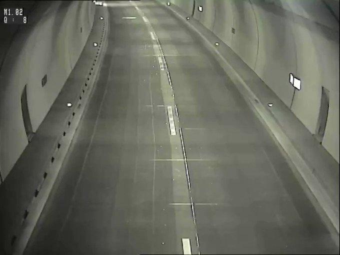 AKO STE MISLILI DA STE SVE VIDJELI, PRIPREMITE SE: Videosnimka iz tunela u Sloveniji će vas zaprepastiti 1