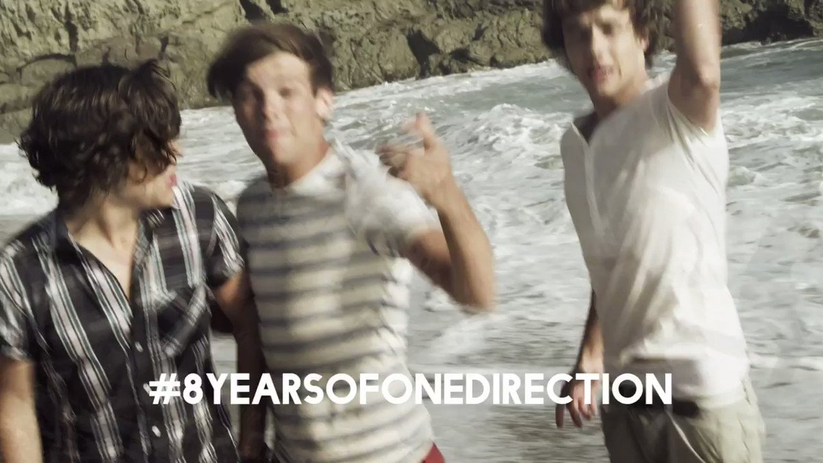 Thank you 1D family for helping us celebrate #8YearsofOneDirection we hope you enjoyed reliving some of the amazing memories!