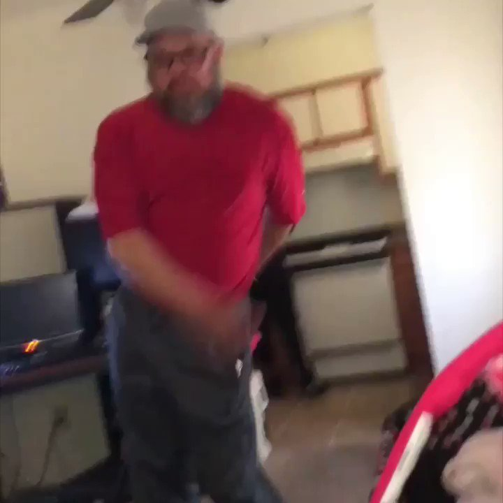my pop pop is 67 but doesn't act like it  see what i have to put up with https://t.co/zaT4Fhqbg6