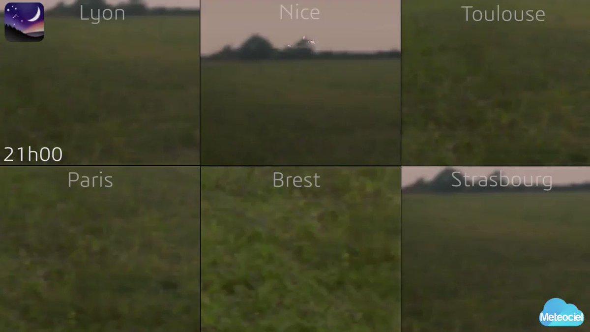 Meteo Ciel Brest
