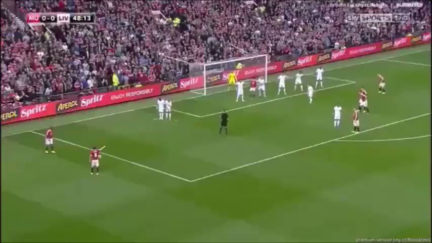 Manchester United 3-1 Liverpool (2015).