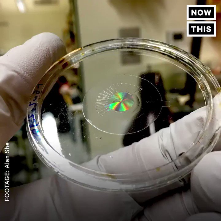 Image for the Tweet beginning: Scientists have created an artificial