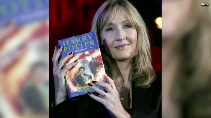 HAPPY BIRTHDAY HARRY POTTER & J.K. ROWLING!   Hope it was magical.