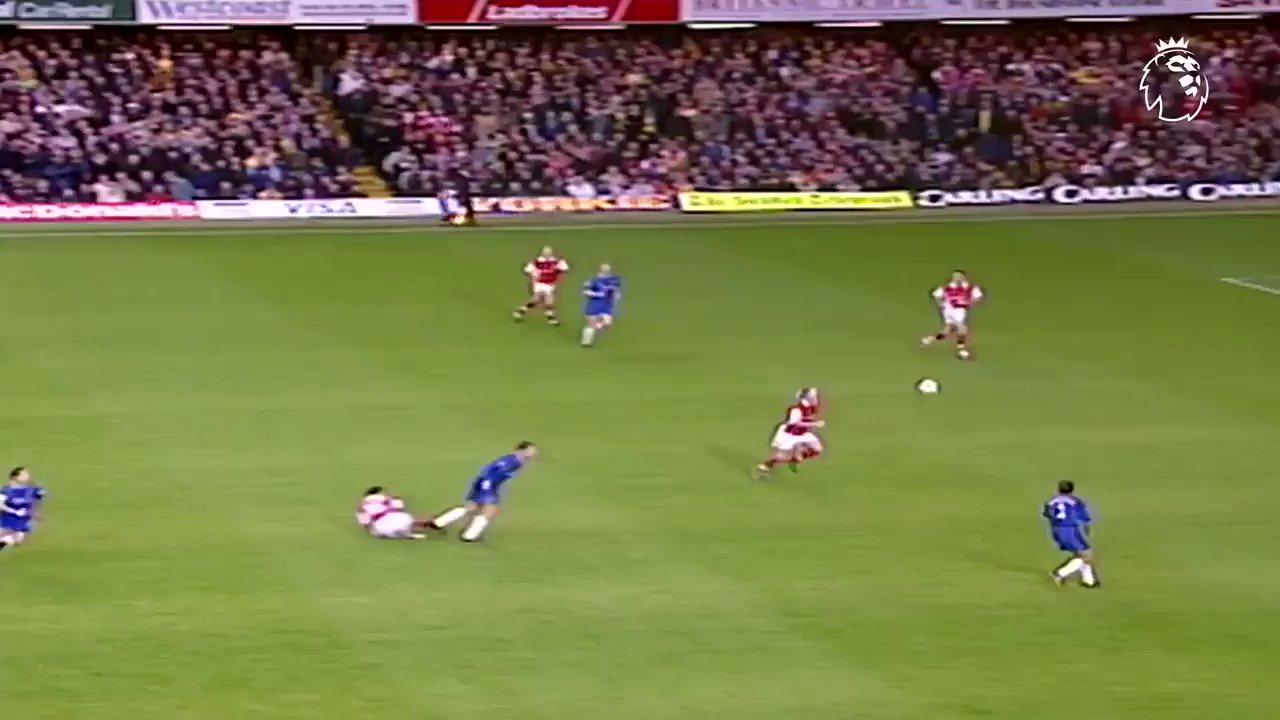 Happy birthday Nwankwo Kanu! Here\s THAT hat-trick vs Chelsea.