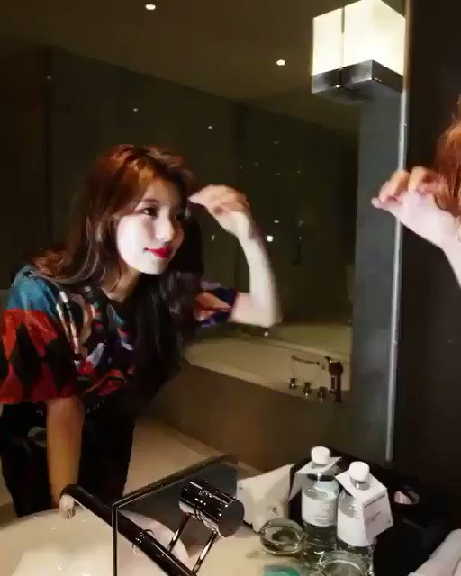 [VID] 180802 @JYPESuzy x Vogue Korea