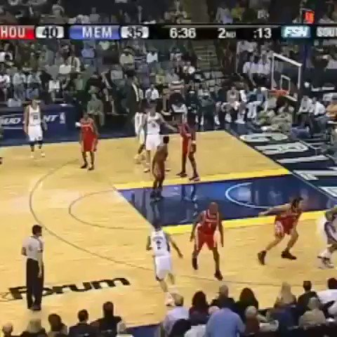 RT @timelesssports_: (2007) OH MY, RUDY GAY. 😨 https://t.co/w7Mi7PxZ31