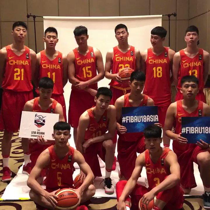 Wait for it... 😁🤣 Support China 🇨🇳 in #FIBAU18Asia game vs 🇦🇪 @UaeBasketball #篮球 Watch LIVE 👉 go.fiba.basketball/CHN_UAE_ST