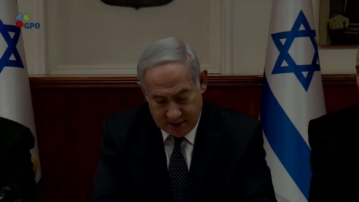 בלי חוק הלאום אי אפשר להבטיח לדורות את עתידה של ישראל כמדינת לאום יהודית. בפתח ישיבת הממשלה הסברתי היום למה החוק הזה חשוב לעתידנו: